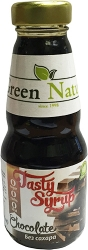 Green Nature Tasty Syrup Chocolate