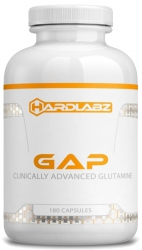HardLabz GAP clinically advanced Glutamine
