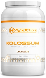 HardLabz Kolossum Advanced Lean Gainer