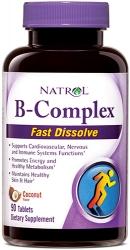 Natrol B Complex Fast Dissolve