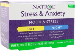 Natrol Stress & Anxiety