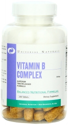 Universal Naturals (Nutrition) Vitamin B Complex