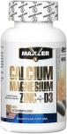 Maxler Calcium Zinc Magnesium D3