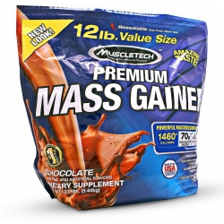 MuscleTech 100% Premium Mass Gainer