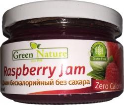 Green Nature Raspberry Jam