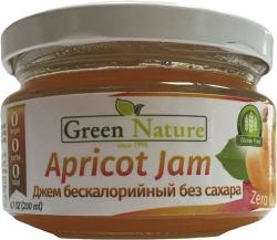 Green Nature Apricot Jam