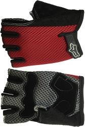 Красные перчатки для спорта Scelta