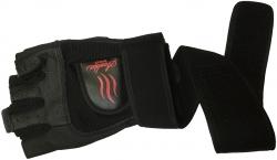 Кожанные перчатки с фиксатором кисти Scelta