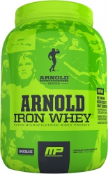 MusclePharm Arnold Schwarzenegger Series Iron Whey