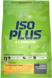 Olimp Sport Nutrition Iso Plus + L-carnitine Isotonic