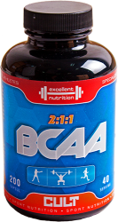 Cult Protein Ingredient BCAA 2:1:1