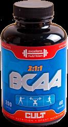 Cult Protein Ingredient BCAA 2:1:1