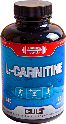 Cult Protein Ingredient L-Carnitine