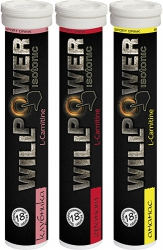 Will Power Isotonic + L-carnitine