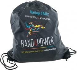 "Комплект трубчатых эспандеров band4power ""Start"""