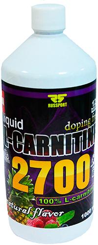 Russport Liquid L-Carnitine 2700 8590d4b263c