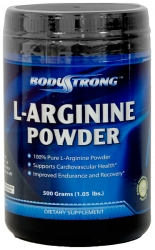 BodyStrong L-Arginine Powder