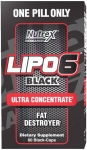 Nutrex Lipo 6 Black Ultra Concentrate