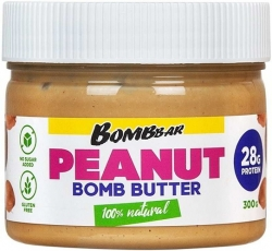BombBar Peanut Bomb Butter