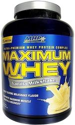 MHP Maximum Whey protein complex
