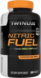 Twinlab Nitric Fuel Strenght and Pump