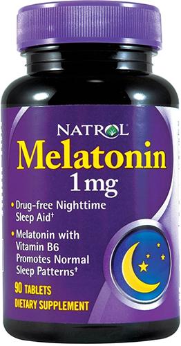 Natrol Melatonin 1 mg