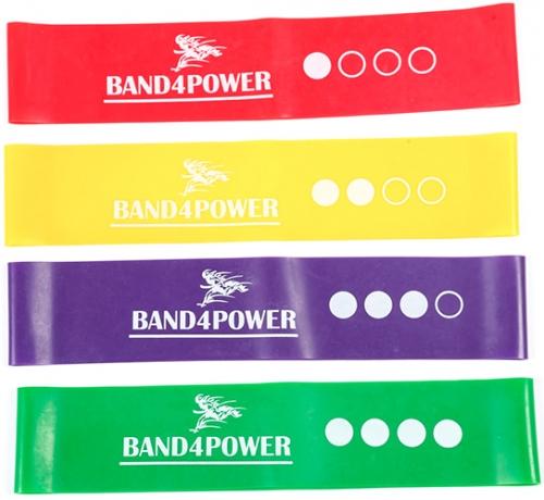 Mini bands Комплект из 4 мини-петель