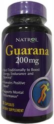 Natrol Guarana 200mg