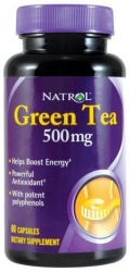 Natrol Green Tea 500 mg