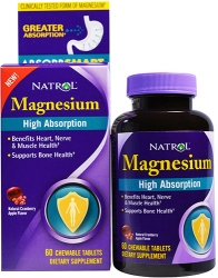 Natrol Magnesium High Absorption
