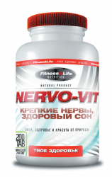 Fitness&Life Nervo-vit крепкие нервы