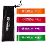 Набор для фитнеса Mini Bands HVAT