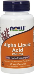 NOW Alpha Lipoic Acid 250 mg