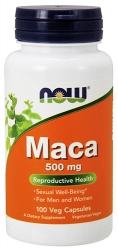 NOW MACA 500 mg