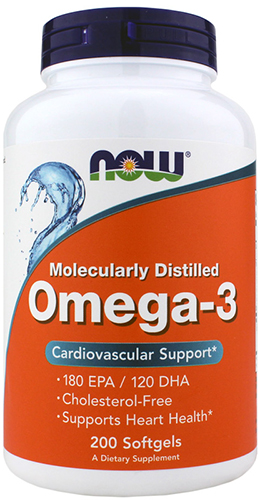 NOW Omega-3 1000mg