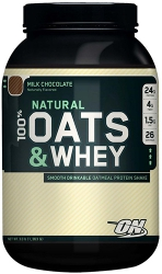 Optimum Nutrition Oats and Whey