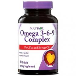 Natrol Omega 3-6-9 Complex