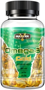 Maxler Omega-3 Gold