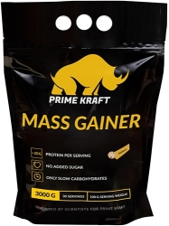 Prime Kraft Mass Gainer