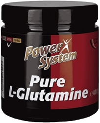 Power System Pure L-Glutamine