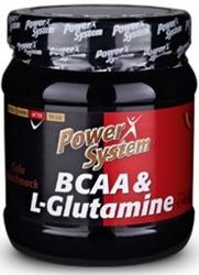 Power System BCAA & L-Glutamine