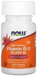 NOW Vitamin D-3 10000 IU
