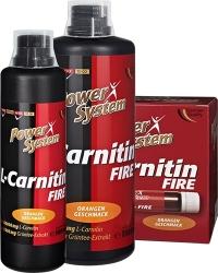 Power System L-Carnitin Fire