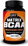 QNT Matrix BCAA Mega Size 4800