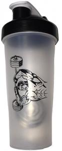 Шейкер прозрачный с логотипом