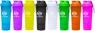 Шейкер SmartShake Slim Series V2 Neon