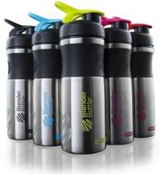 Blender Bottle шейкер SportMixer Stainless