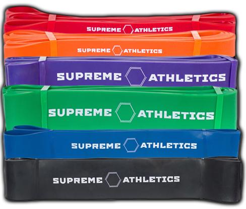 Резиновые петли Supreme Athletics
