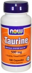 NOW Taurine 500mg