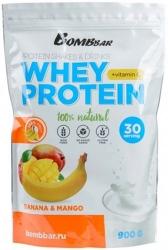 BombBar Whey Protein 100% Natural
